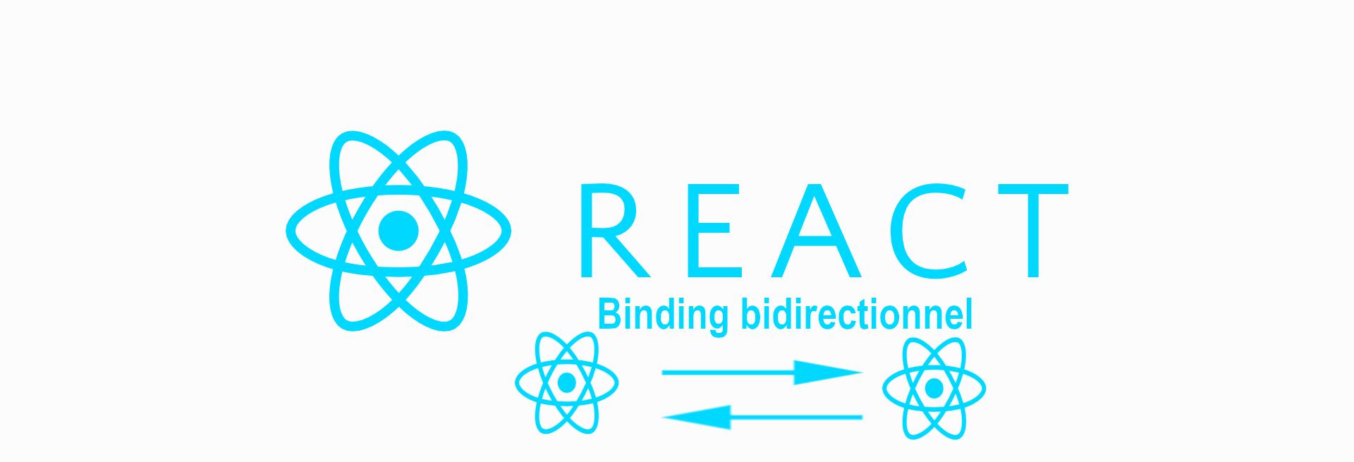 binding-bidirectionnel-react
